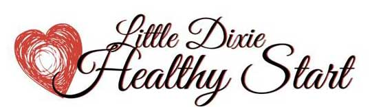 Little Dixie - Healthy Start Logo
