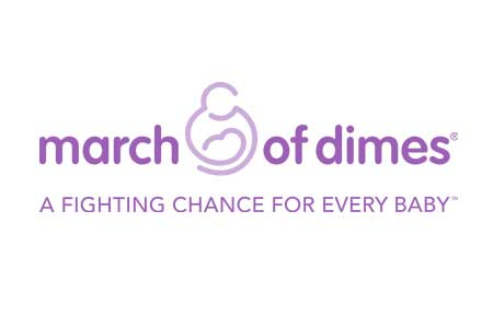 Healthy Start Supporter - March of Dimes