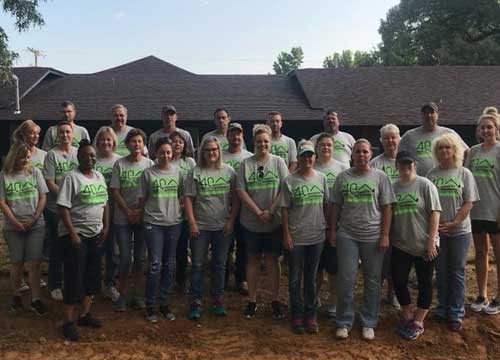 NeighborWorks Week at Broken Bow ELC