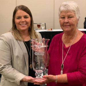 Little Dixie Staff Members Honored