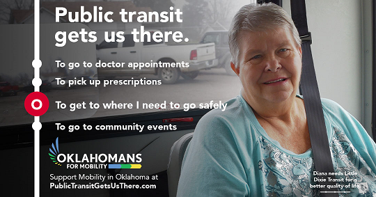 Oklahomans for Mobility Campaign